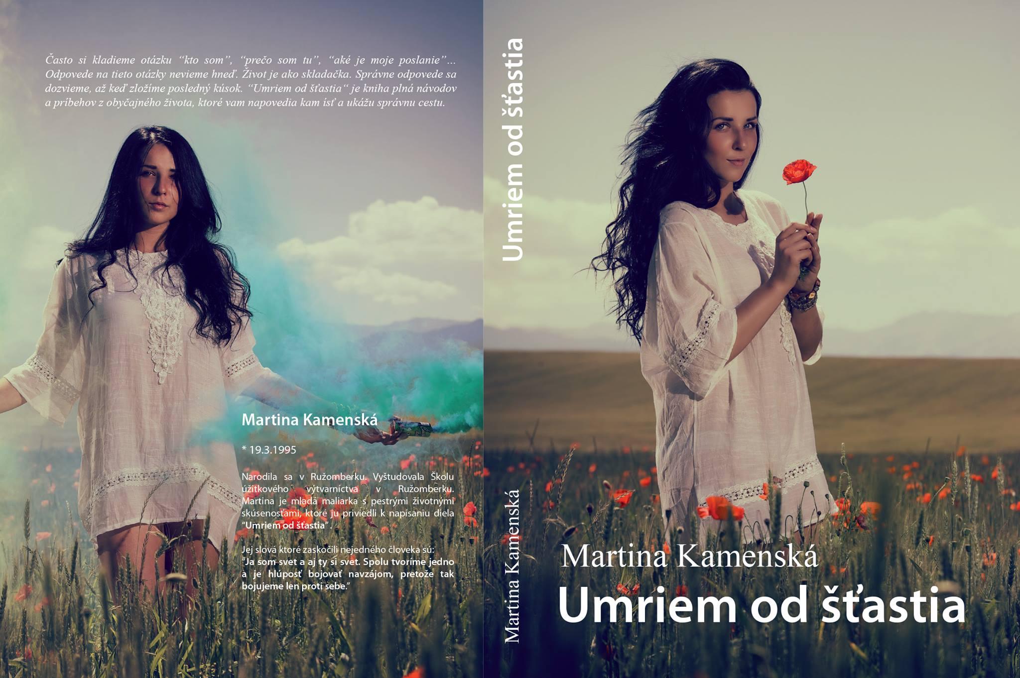 Martina Kamenska - Umriem od šťastia